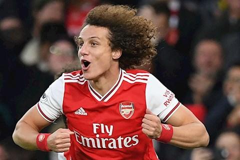 Rời Arsenal, trung vệ David Luiz chọn được bến đỗ mới hình ảnh