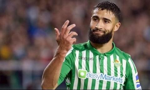 Arsenal chi đậm mua tiền vệ Nabil Fekir của Real Betis hình ảnh