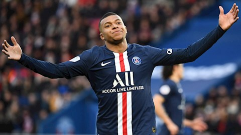 Real Madrid muon co Mbappe