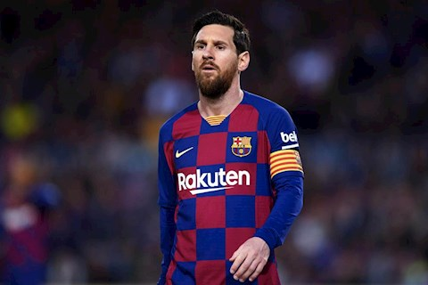 Messi cân nhắc gia hạn với Barca  hình ảnh