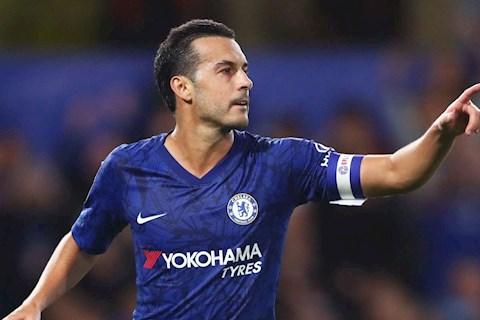 Huyền thoại Chelsea nói về tương lai tiền đạo Pedro hình ảnh