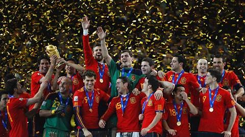 Video tat ca ban thang tai World Cup 2010