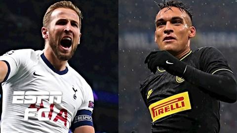 Tottenham mua  tiền đạo Lautaro Martinez thay Harry Kane hình ảnh