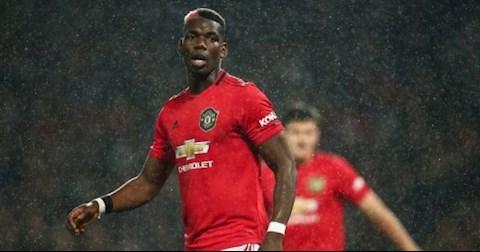 PSG hy sinh 2 cầu thủ để có tiền vệ Paul Pogba hình ảnh