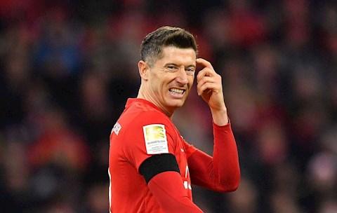 Lewandowski chọn ra 5 tiền đạo hay nhất thế giới Không Messi, Ro hình ảnh