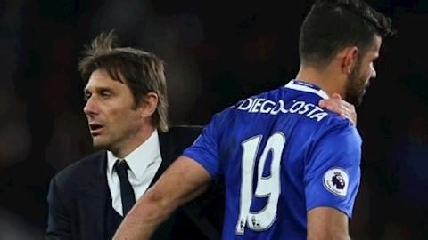 Tiền đạo Diego Costa Conte không thể tồn tại ở Real Madrid  hình ảnh