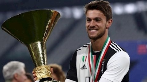 Juventus bán trung vệ Daniele Rugani ở Hè 2020 hình ảnh