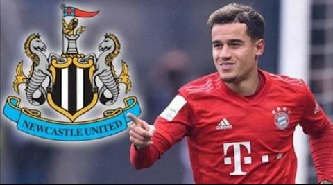 Newcastle gia nhập cuộc đua giành tiền vệ Coutinho hình ảnh
