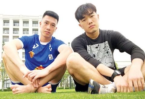 Tiền vệ Huy Hùng nhận tin không vui về tình hình chấn thương hình ảnh