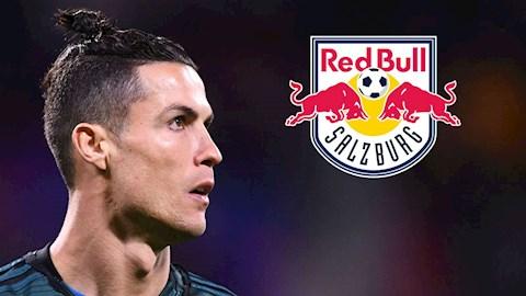 Red Bull Salzburg có thể mua Ronaldo ngay ngày mai hình ảnh