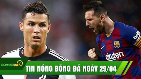 TIN NÓNG BÓNG ĐÁ 294 Messi vĩ đại hơn Ronaldo hình ảnh