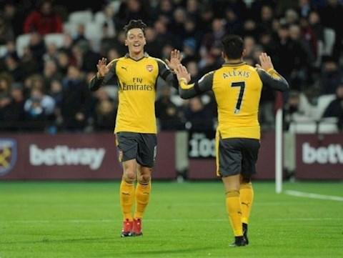 Jack Wilshere chia sẻ về Mesut Ozil và Alexis Sanchez hình ảnh
