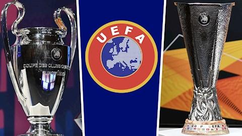 UEFA thiết lập hạn chót tổ chức chung kết Champions League hình ảnh