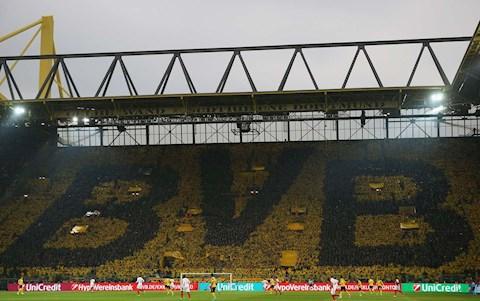 Dortmund biến sân nhà thành trung tâm y tế chống Covid-19 hình ảnh