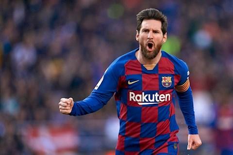 Tương lai tiền đạo Lionel Messi được quyết định hình ảnh