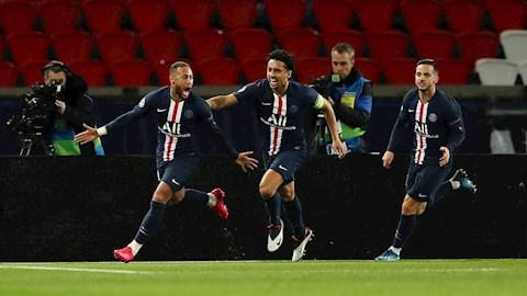 PSG vô địch Ligue 1 mùa này hình ảnh