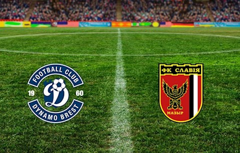 Dinamo Brest vs Slavia Mozyr 23h30 ngày 44 VĐQG Belarus 2020 hình ảnh