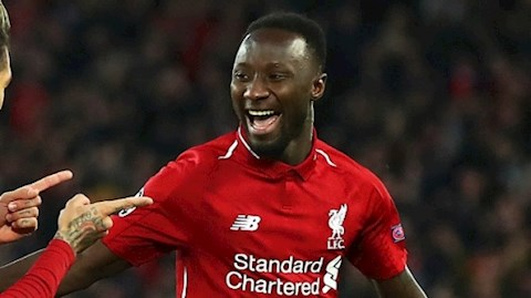 Liverpool được khuyên kiên nhẫn với tiền vệ Naby Keita hình ảnh