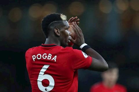 Silvestre Tâm trí Pogba không còn ở Man United hình ảnh