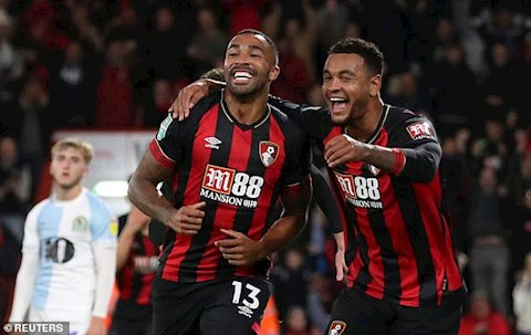 King va Wilson tai Bournemouth