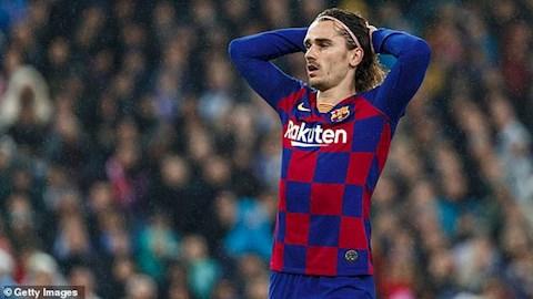 Điểm tin bóng đá 235 Barca chốt xong tương lai Griezmann hình ảnh