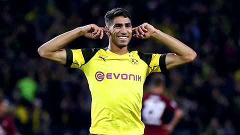 Arsenal muốn mua hậu vệ Achraf Hakimi ở Hè 2020 hình ảnh