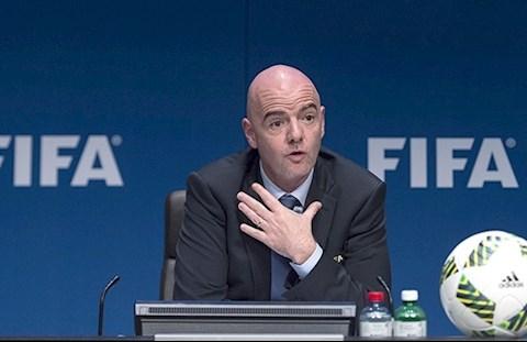 FIFA điều chỉnh TTCN mùa dịch Covid-19 hình ảnh