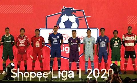 Giải Liga 1 2020 có nguy cơ bị hủy bỏ vì Covid-19 hình ảnh