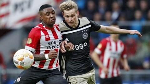 Tiền vệ Frenkie de Jong ngại phải đối đầu nhất với cầu thủ nào hình ảnh