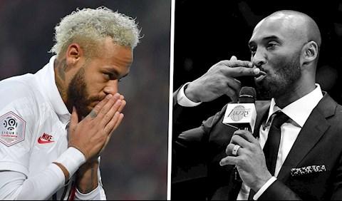 Neymar kể lại sang chấn sau cái chết bi thảm của Kobe Bryant hình ảnh