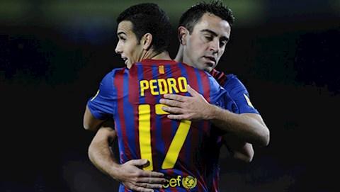 Xavi muốn đưa Pedro rời Chelsea tới Qatar hình ảnh