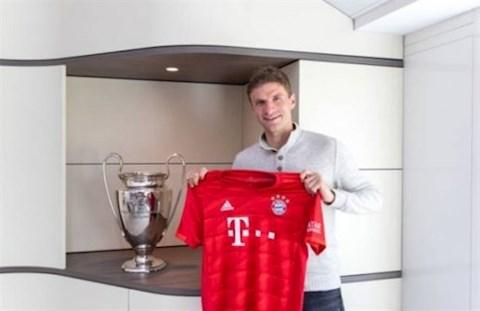 Niềm nở ký tá hợp đồng, Muller vẫn cách ly với các sếp Bayern hình ảnh
