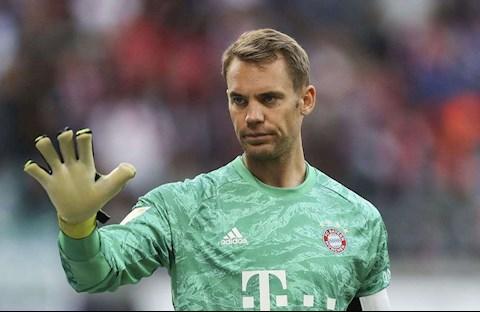 Sau nhiều lùm xùm, tương lai Manuel Neuer tại Bayern sáng tỏ hình ảnh
