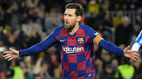 Cựu sao Barca thừa nhận không ai nghĩ Messi vĩ đại như bây giờ hình ảnh