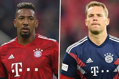 Chelsea muốn mua 2 trụ cột của Bayern ở kỳ chuyển nhượng Hè 2020 hình ảnh