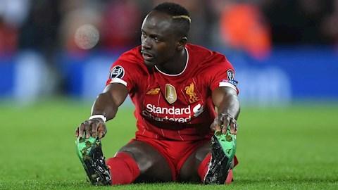 Mane chấp nhận việc Liverpool có thể mất chức vô địch NHA mùa này hình ảnh