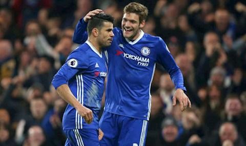 Marcos Alonso tiếc nuối khi Diego Costa rời Chelsea hình ảnh