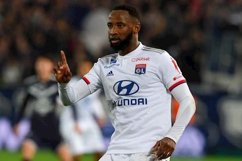 MU và Chelsea nhận tin cực vui vụ tiền đạo Moussa Dembele hình ảnh