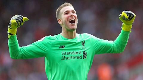 Adrian khẳng định vẫn hạnh phúc ở Liverpool hình ảnh