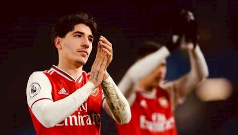 Hậu vệ Hector Bellerin từ chối ký hợp đồng mới với Arsenal hình ảnh
