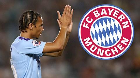 Bayern hy vọng Man City giảm giá bán tiền đạo Leroy Sane hình ảnh