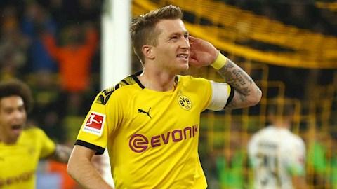Marco Reus tuyên bố không bao giờ khoác áo Bayern hình ảnh