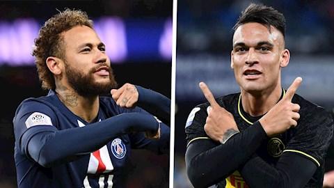 Giữa Neymar và Lautaro, HLV Barca chọn ai làm học trò hình ảnh