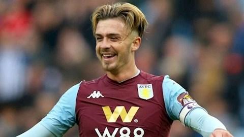 Aston Villa không còn phù hợp với tiền vệ Jack Grealish hình ảnh