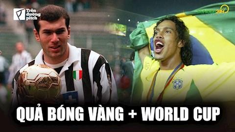 VIDEO: Những cầu thủ từng vô địch C1, World Cup lẫn QBV: Không có chỗ cho Ronaldo và Messi