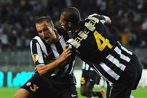 Ly kỳ hấp dẫn màn khẩu chiến giữa đội trưởng Juventus và các đồng đội cũ hình ảnh 2