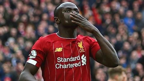 Liverpool muốn gia hạn hợp đồng với tiền đạo Sadio Mane hình ảnh
