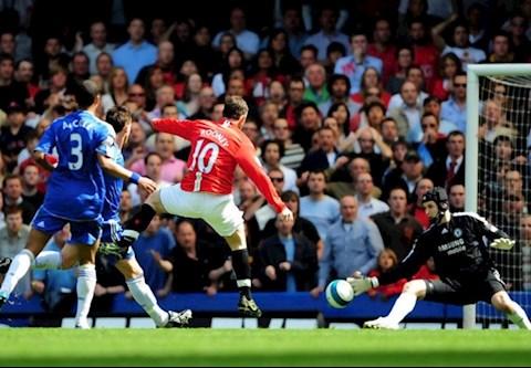 Thủ môn Petr Cech sợ nhất Wayne Rooney hình ảnh