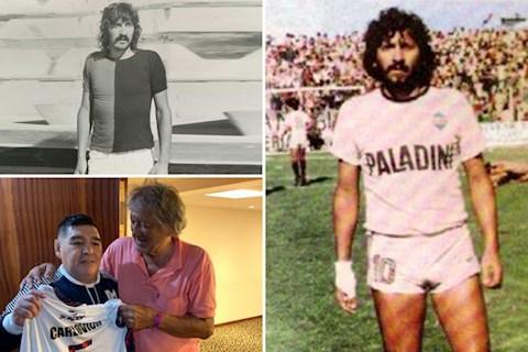 Huyền thoại Argentina Tomas Carlovich qua đời vì bị hành hung hình ảnh