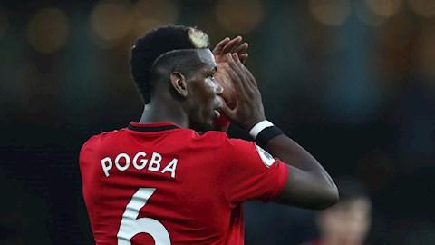 Pogba được khen sắp trở thành tiền vệ xuất sắc nhất thế giới hình ảnh